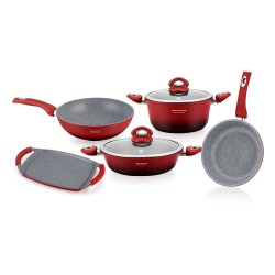 Set oale granit 9 piese, IMPERIAL COLLECTION , IM-1009ST