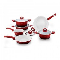 Set oale ceramica 10 Piese Imperial Collection, IM-1030CR