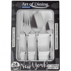 Set tacamuri 24 piese Art of Dining Heinner New York